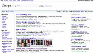 Binging Google