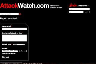 Obama attack watch
