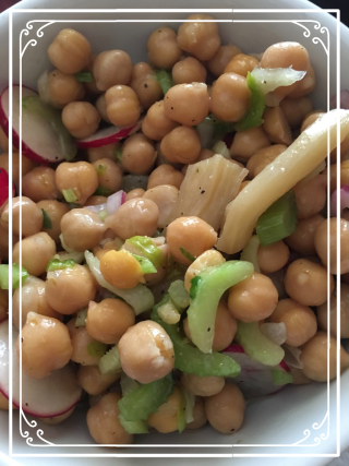 Publick House Chickpea Salad